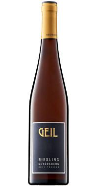 Produktbild zu Geil Riesling Geyersberg trocken 2019 von Geil