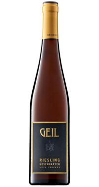 Produktbild zu Geil Riesling Rosengarten trocken 2019 von Geil