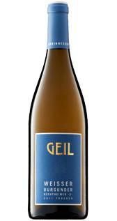 Produktbild zu Geil Weisser Burgunder Bechtheimer -S- trocken 2019 von Geil