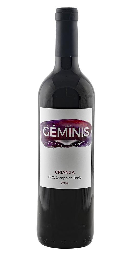 Géminis Crianza 2014 Vinos-Espana - Campo de Bo...