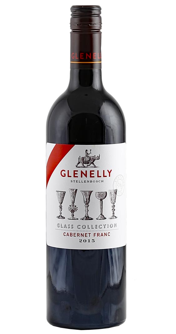 Glenelly Cabernet Franc Glass Collection 2015