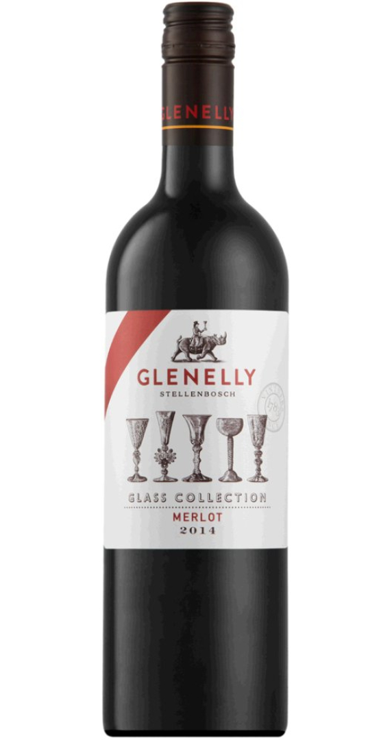 Glenelly Merlot Glass Collection 2014 0,75l Rot...