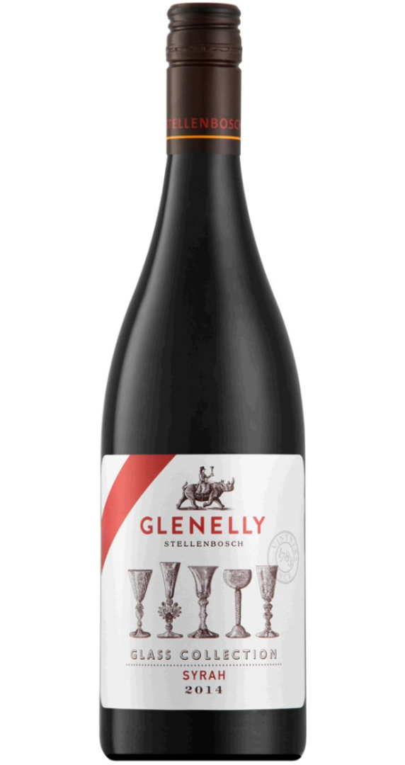 Glenelly Syrah Glass Collection 2014 0,75l Rotw...