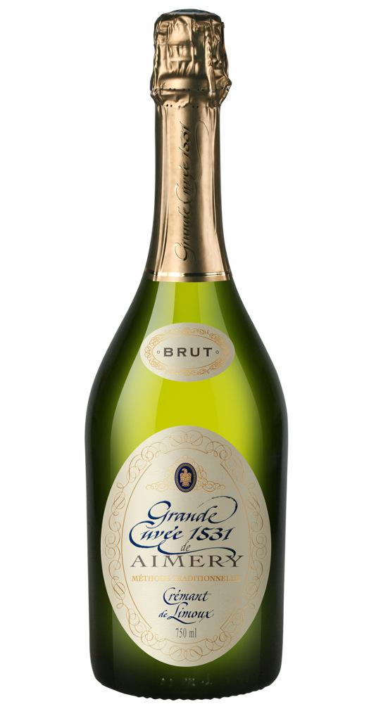 Grande Cuvée 1531 de Aimery Brut Crémant de Limoux