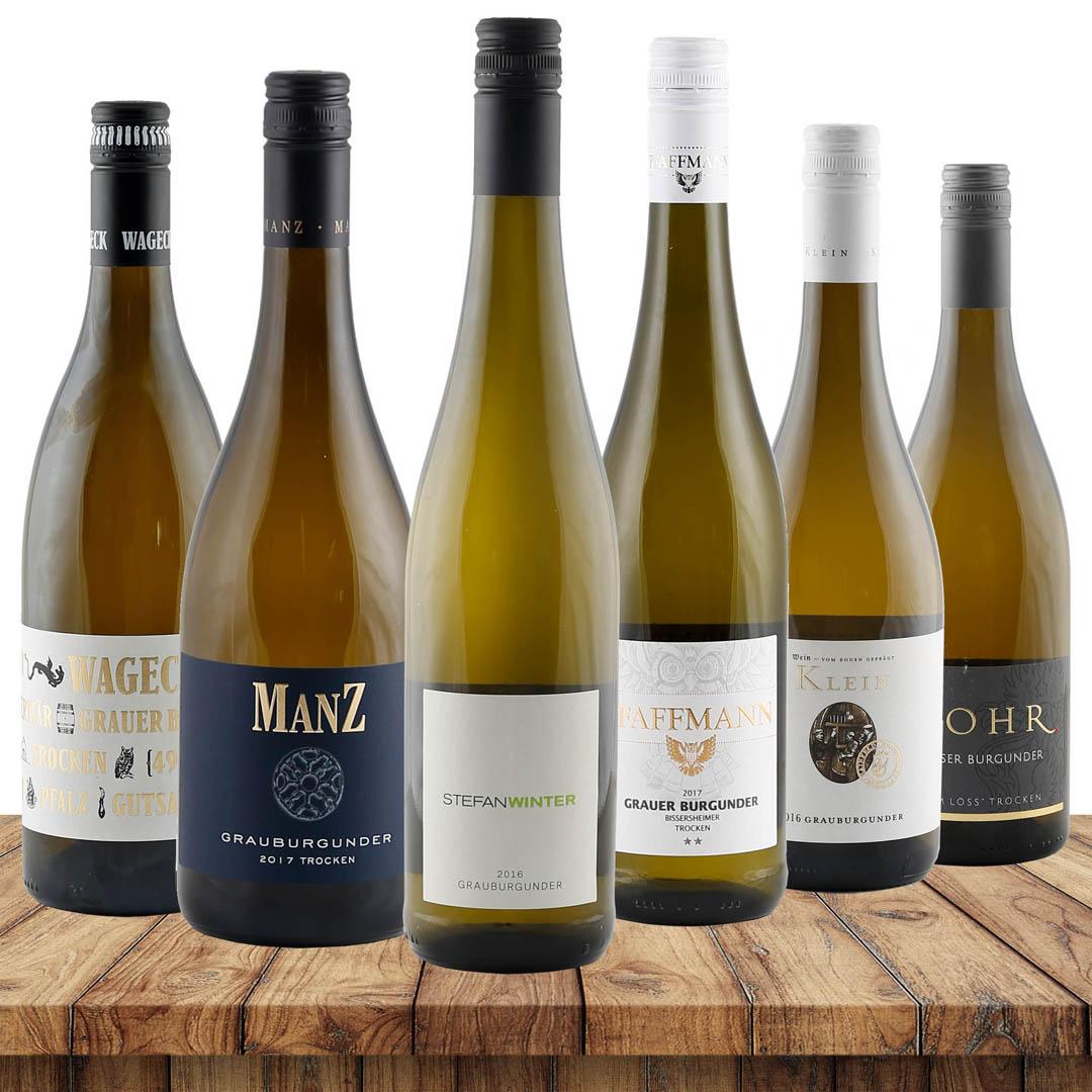 Grauburgunder-Favoriten 4,5l Weißwein Deutschland