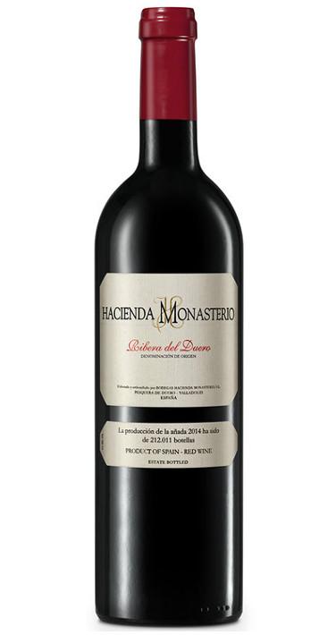 Produktbild zu Hacienda Monasterio 2018  von Hacienda Monasterio