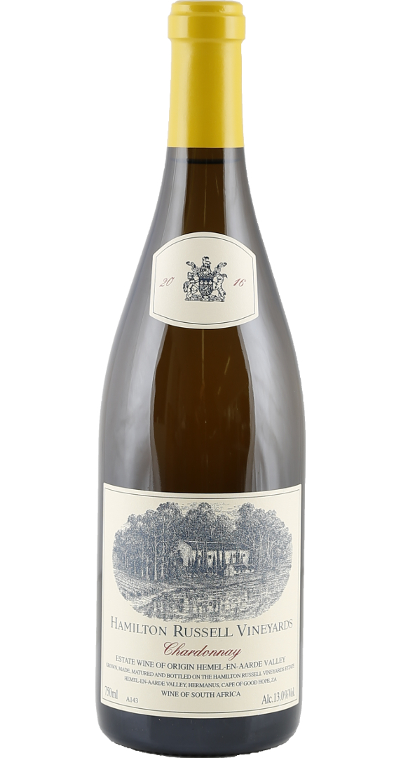 Hamilton Russell Chardonnay 2016 0,75l Weißwein...