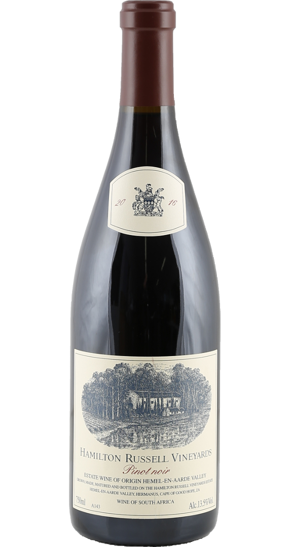 Hamilton Russell Pinot Noir 2016 0,75l Rotwein ...
