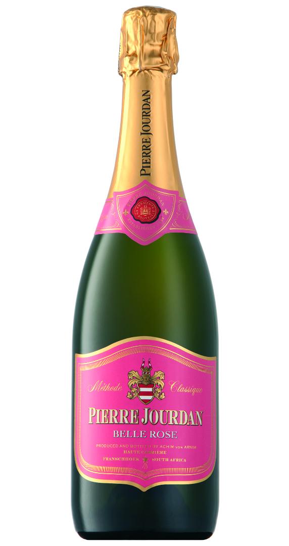 Haute Cabrière Pierre Jourdan Belle Rose 0,75l ...
