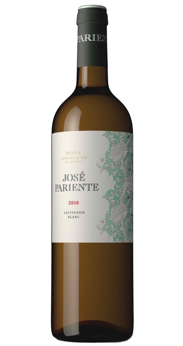 Produktbild zu José Pariente Sauvignon Blanc 2019 von José Pariente