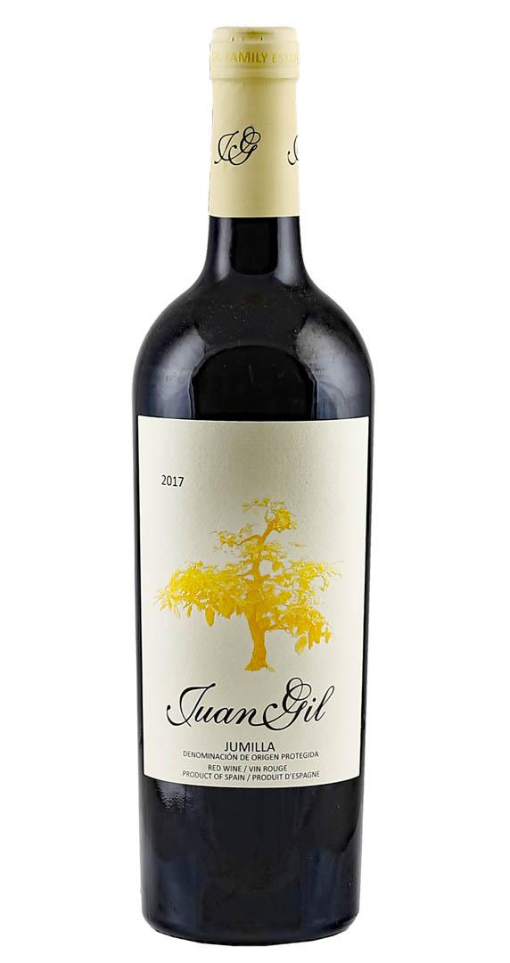 Juan Gil Yellow Label 2017 0,75l Rotwein Spanie...