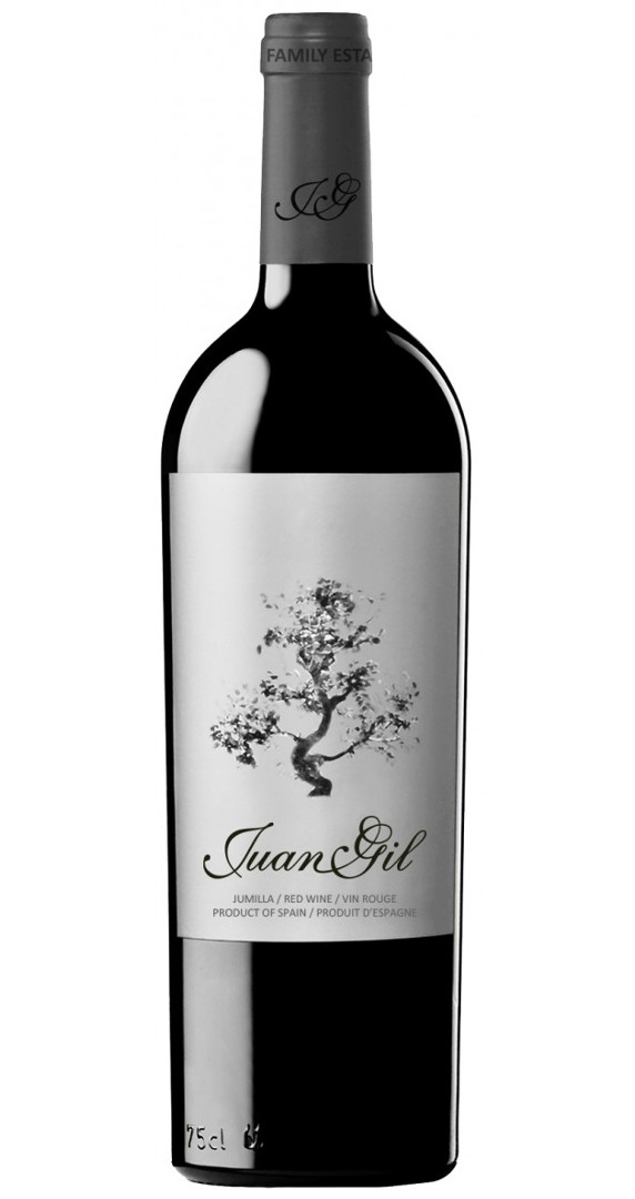 Juan Gil Silver Label 2015 0,75l Rotwein Spanie...
