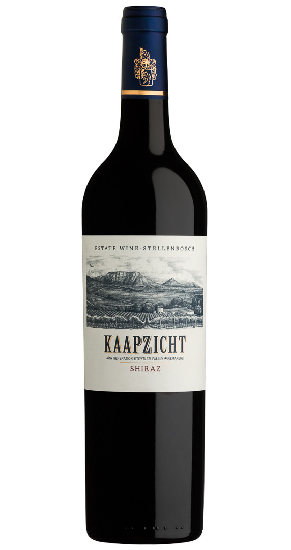 Kaapzicht Shiraz 2014 Kaapzicht Wine Estate 0,7...