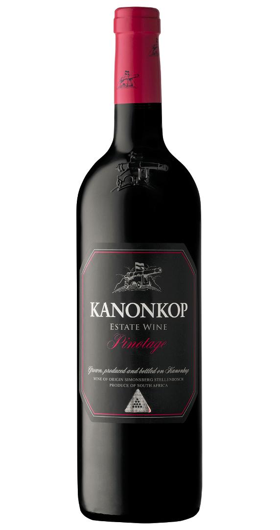 Kanonkop Black Label Pinotage 2015