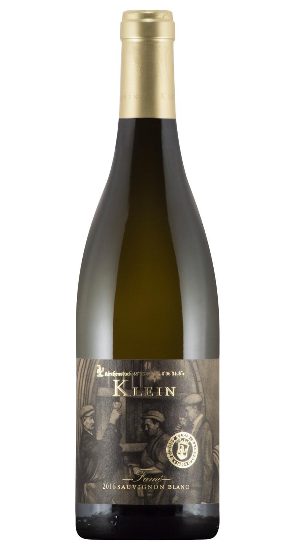 Produktbild zu Klein Sauvignon Blanc Fumé trocken 2019 von Weingut Klein
