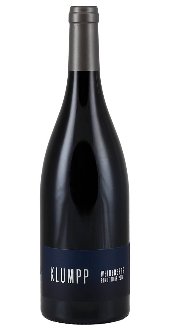 Produktbild zu Klumpp Weiherberg Pinot Noir 2017 ** von Klumpp