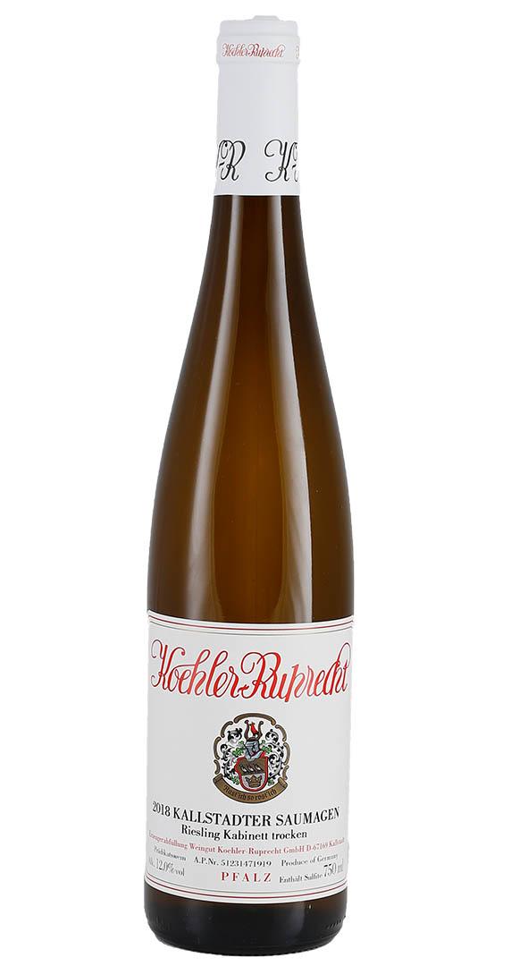 Produktbild zu Köhler-Ruprecht Kallstadter Saumagen Riesling Kabinett trocken 2018 von Koehler-Ruprecht