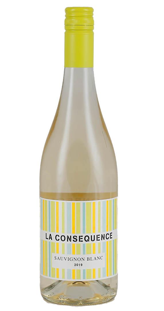 Produktbild zu La Consequence Sauvignon Blanc 2019 von Les Producteurs Réunis