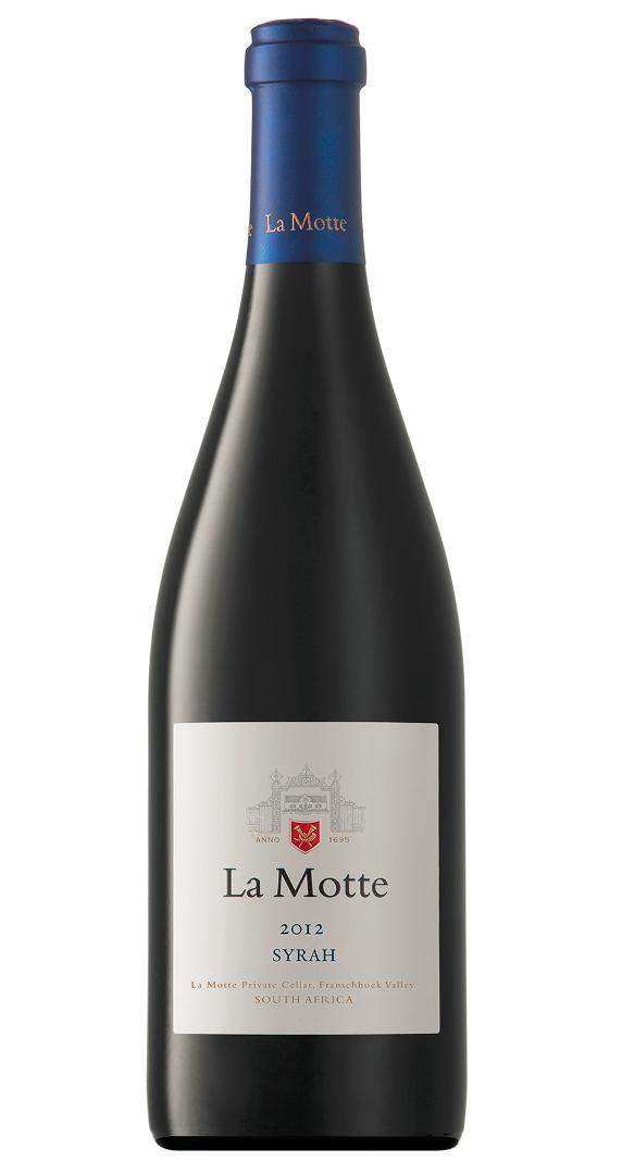 La Motte Classic Collection Syrah 2012 0,75l Ro...