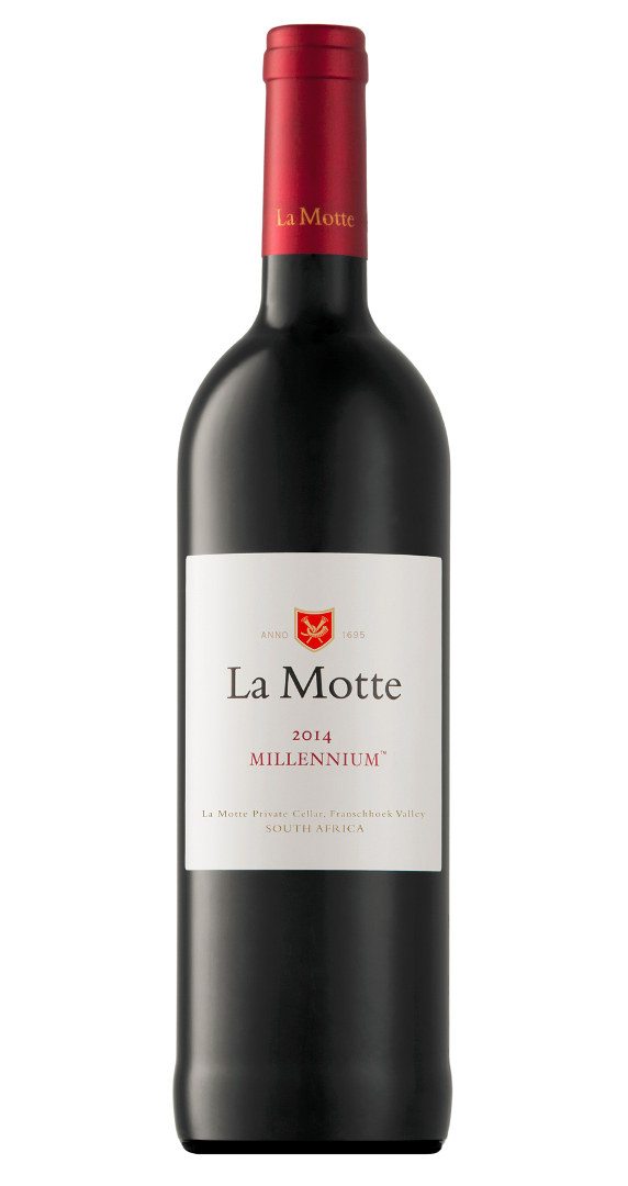 La Motte Collection Millennium 2014 0,75l Rotwe...