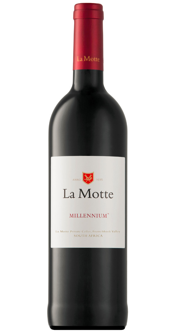 La Motte Collection Millennium 2015 0,75l Rotwe...