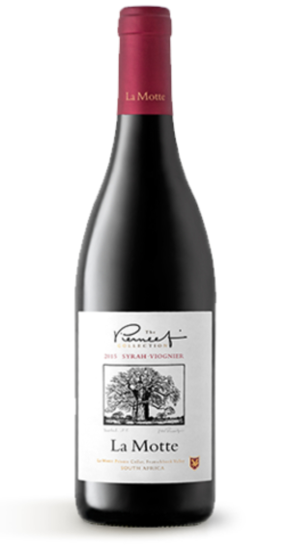 La Motte The Pierneef Collection Syrah Viognier...