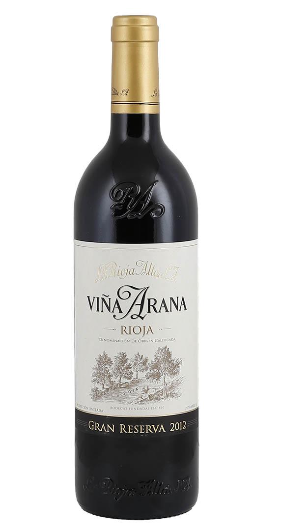 Produktbild zu La Rioja Alta Vina Arana Gran Reserva 2012 von La Rioja Alta S.A.