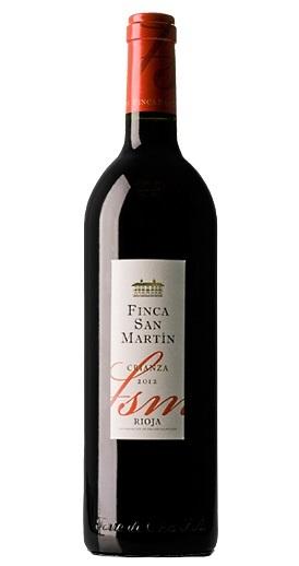 La Rioja Alta Finca San Martin 2013 0,75l Rotwe...