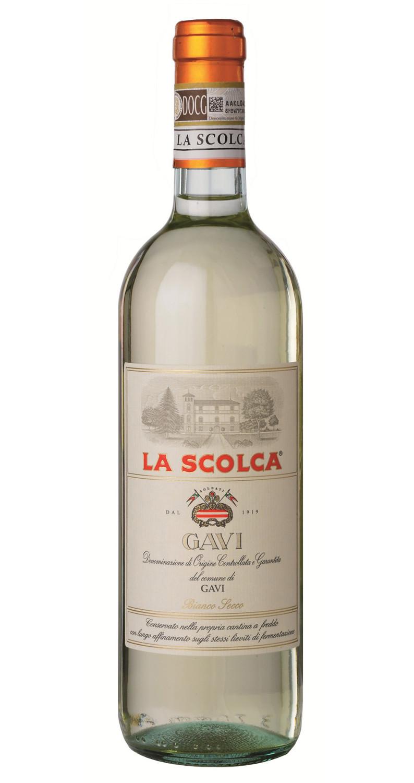 La Scolca Etichetta Bianca Gavi 2016 Azienda La...