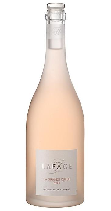 Produktbild zu Lafage La Grande Cuvée Rosé Cotes du Roussillon 2019 von Domaine Lafage