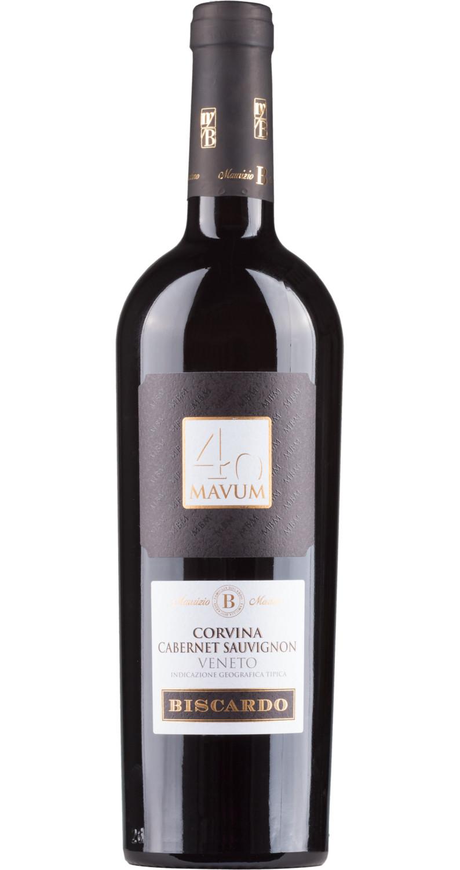Mabis Mavum Corvina Cabernet 2014 0,75l Rotwein...