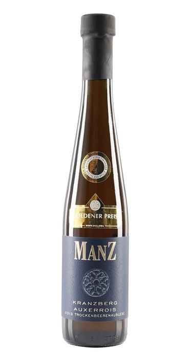 Weingut Manz (0,375l) Manz Auxerrois Trockenbeerenauslese Dalheimer Kranzberg 2013