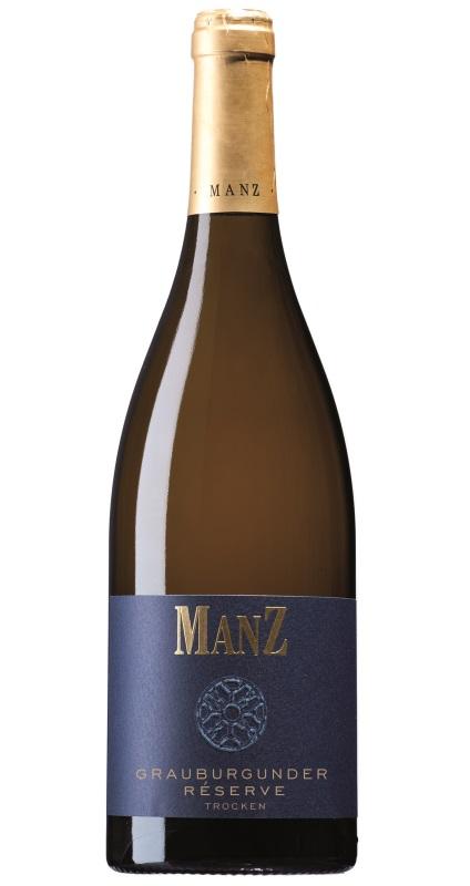 Produktbild zu Manz Grauburgunder Reserve trocken 2018 von Weingut Manz