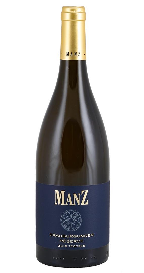 Produktbild zu Manz Grauburgunder Reserve trocken 2019 von Weingut Manz