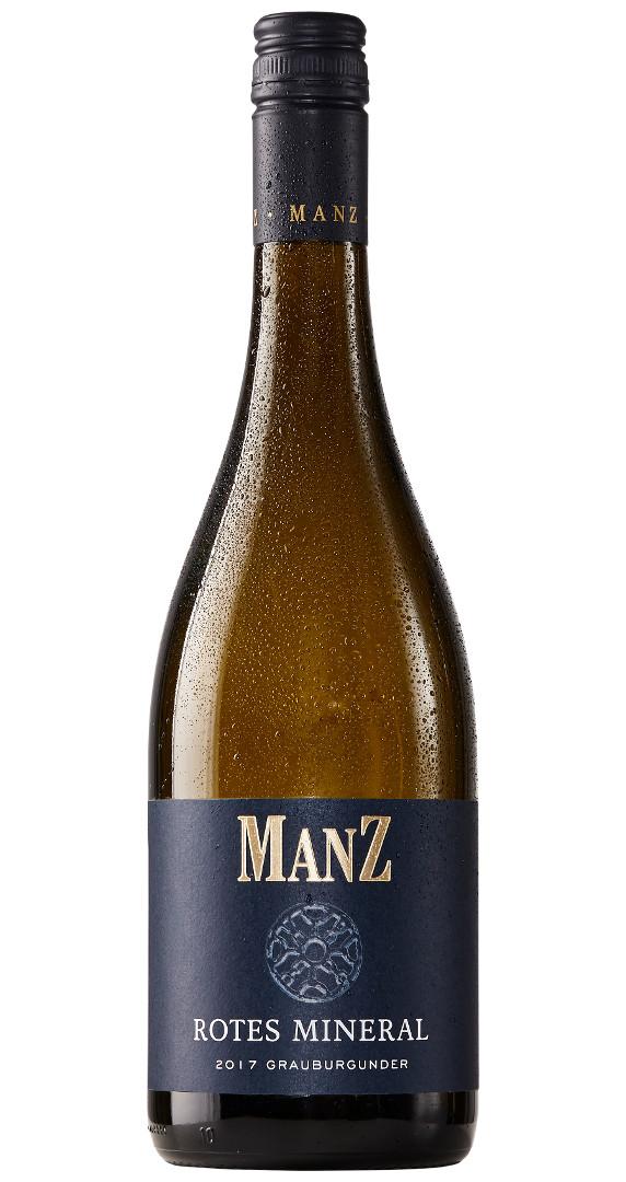 Produktbild zu Manz Grauburgunder Rotes Mineral 2020 von Weingut Manz