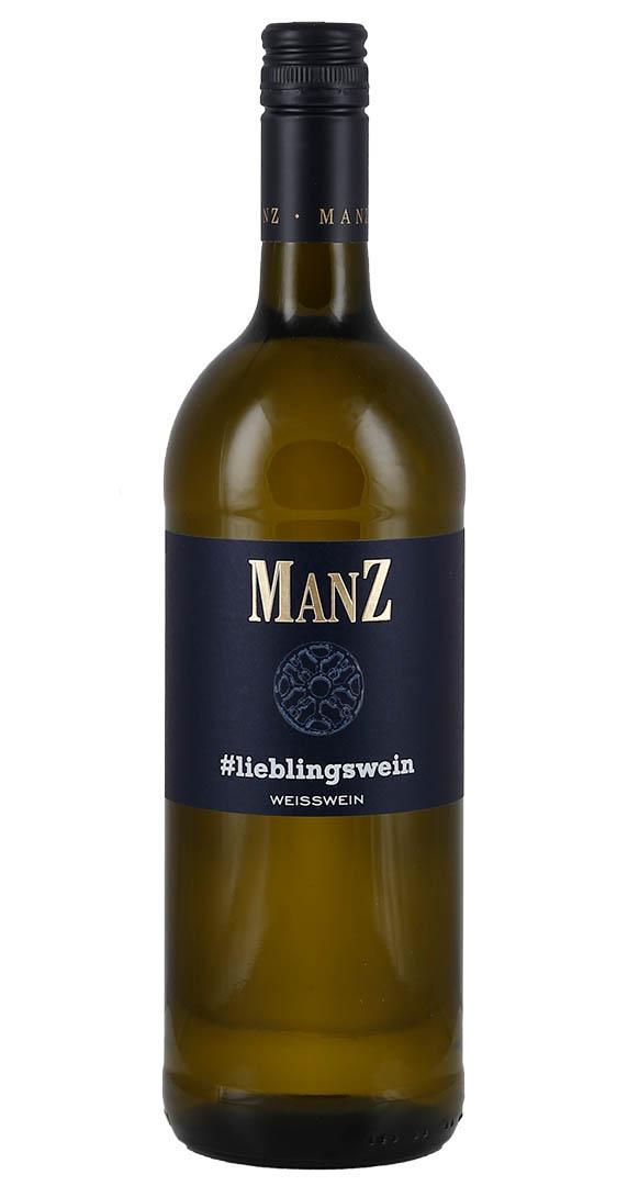 Produktbild zu Manz #lieblingswein Weisswein 2019 von Weingut Manz