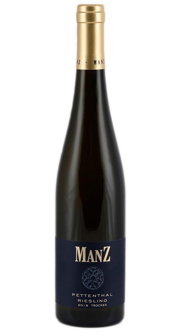 Produktbild zu Manz Niersteiner Pettenthal Riesling trocken 2018 von Weingut Manz