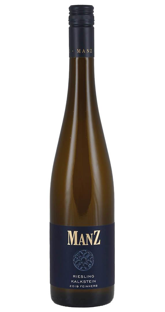 Produktbild zu Manz Riesling Kalkstein feinherb 2019 von Weingut Manz