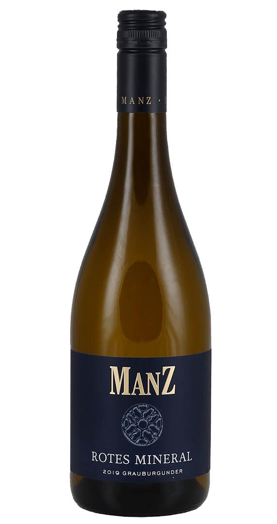 Produktbild zu Manz Grauburgunder Rotes Mineral 2019 von Weingut Manz