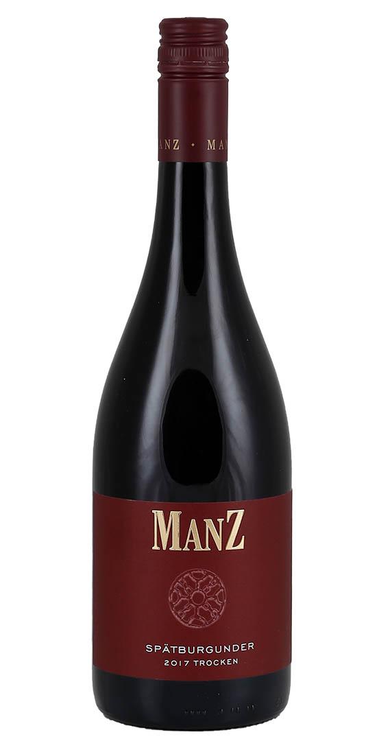 Produktbild zu Manz Spätburgunder trocken 2017 von Weingut Manz