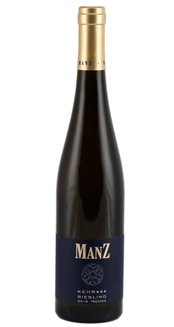 Produktbild zu Manz Weinolsheimer Kehr *** Riesling Spätlese trocken 2018 von Weingut Manz