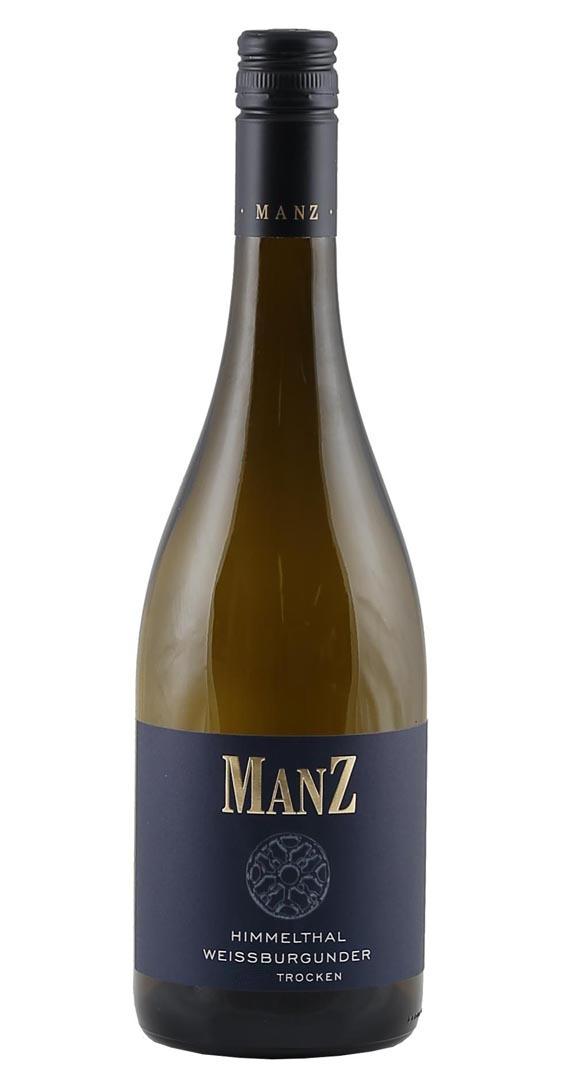 Produktbild zu Manz Weissburgunder Himmelthal trocken 2019 von Weingut Manz