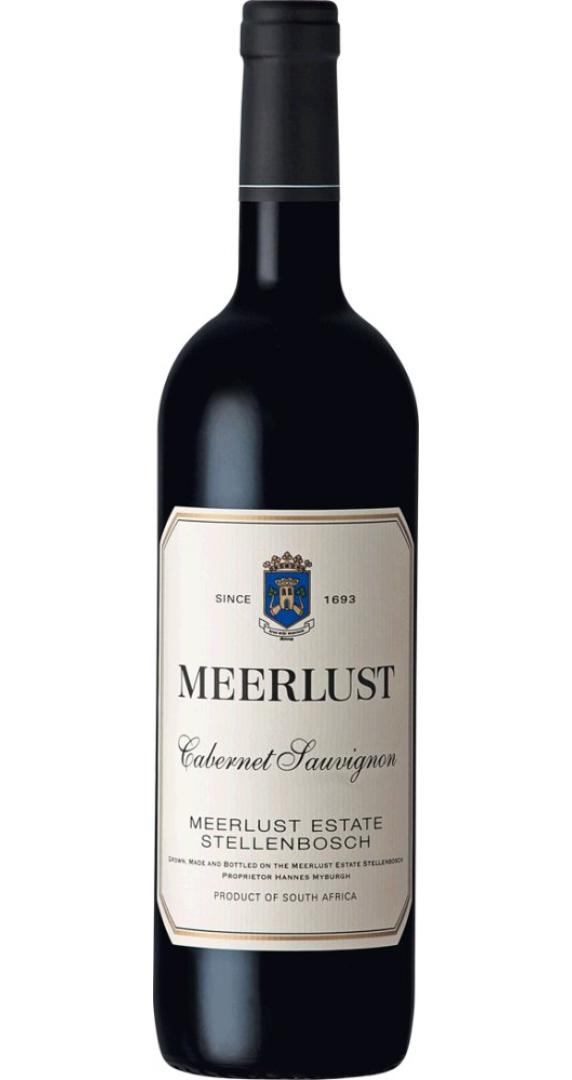 Meerlust Cabernet Sauvignon 2014 0,75l Rotwein ...