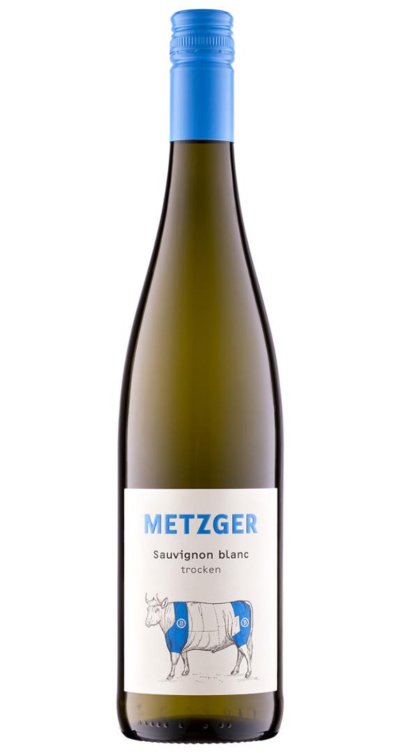 Produktbild zu Metzger Sauvignon Blanc trocken 2019 von Metzger