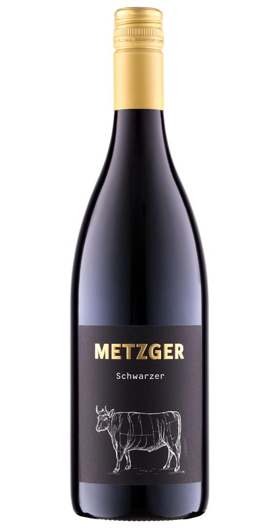 Produktbild zu Metzger Schwarzer trocken 2018 von Metzger