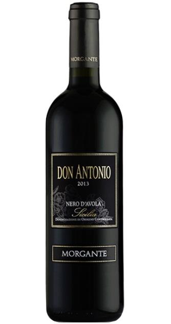 Morgante Don Antonio Nero d´Avola 2013 0,75l Ro...