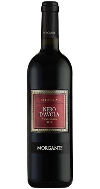 Morgante Nero d´Avola 2015