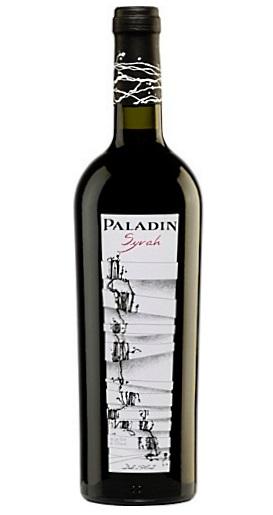 Paladin Syrah 2014 Paladin - Bosco del Merlo 0,...