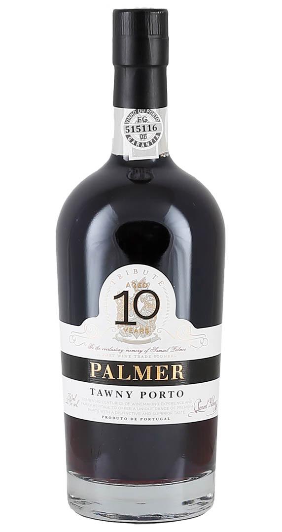 Produktbild zu Palmer 10 Years Old Tawny Port von Barão de Vilar – Palmer