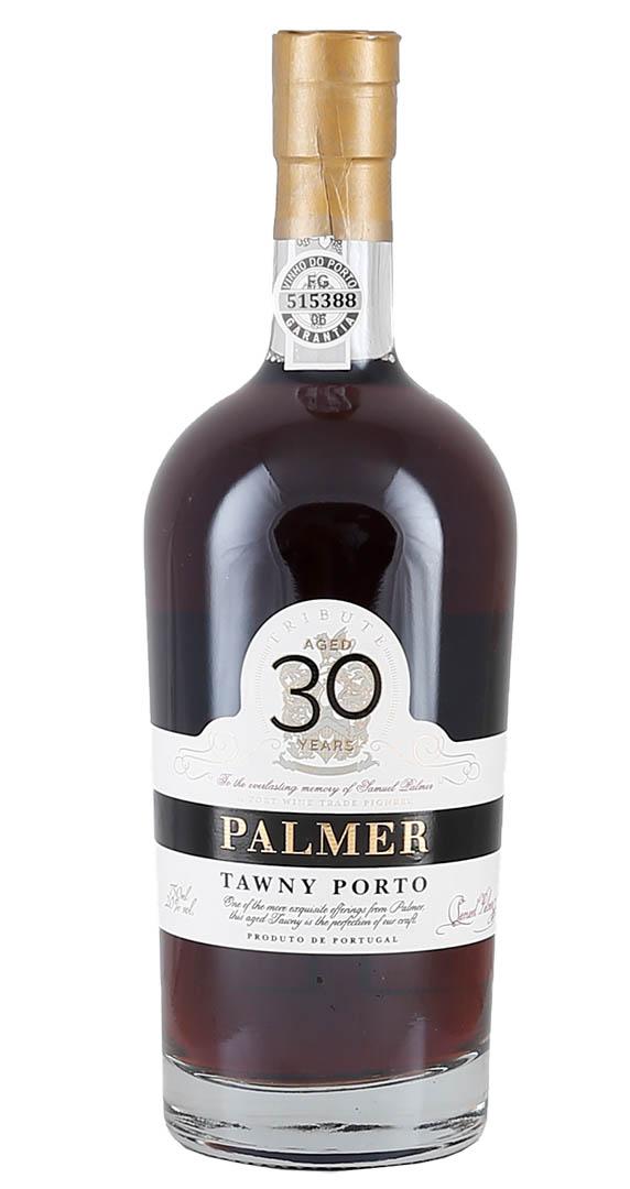Produktbild zu Palmer 30 Years Old Tawny Port von Barão de Vilar – Palmer